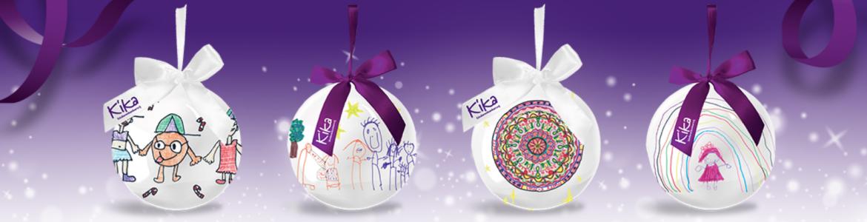 KiKa Kerstballen te koop bij Tuincentrum De Schouw in Houten