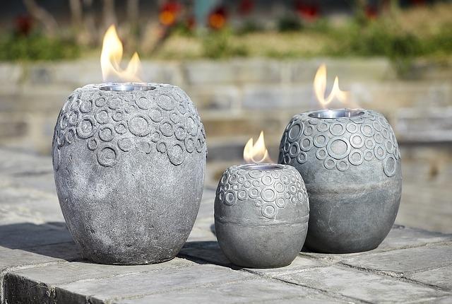 Verbazingwekkend Sfeervolle kaarsen bij Tuincentrum De Schouw - Tuincentrum De Schouw FD-91