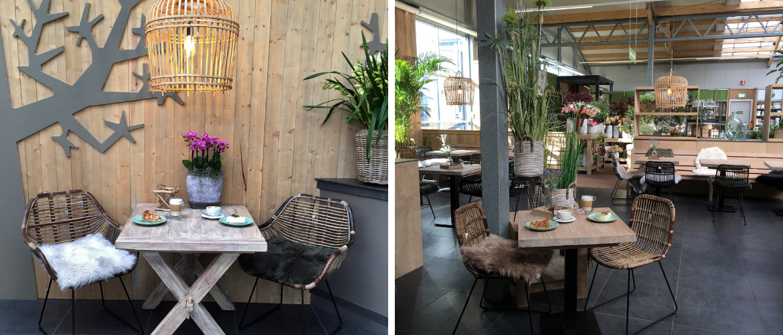 Tuincafé | Tuincentrum de Schouw in Houten