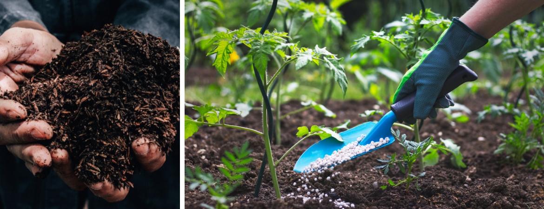 Grond- en meststoffen koopt u bij Tuincentrum De Schouw in Houten