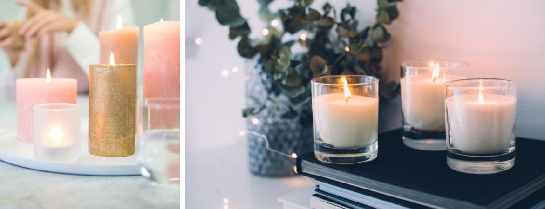 Sfeervolle kaarsen | Bolsius | Tuincentrum De Schouw | Houten | Utrecht